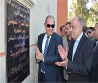 محافظ الغربية يفتتح 6 مدارس جديدة بقرى مركز المحلة