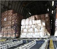 مساعدات إغاثة إماراتية للناجين من قصف المليشيات الحوثية باليمن