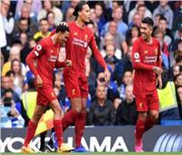شاهد| ليفربول يحقق فوزًا ثمينًا على تشيلسي في قمة «البريميرليج»