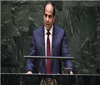 فيديو| أهمها الحفاظ على الدولة الوطنية.. تفاصيل 5 خطابات للسيسي بالأمم المتحدة