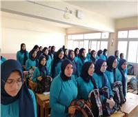 صور| تعليم الإسكندرية تحذر من استخدام العنف مع التلاميذ