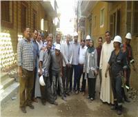 محافظ أسيوط يعلن بدء تشغيل الغاز الطبيعي بالوحدات السكنية في القوصية