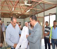 جامعة أسيوط تفتتح معرض مستلزمات الدراسة للبيع بسعر المصنع