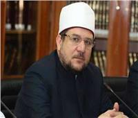 وزير الأوقاف: إضافة المجلس العلمي إلى أنشطة الأعلى للشؤون الإسلامية