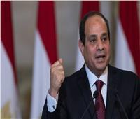 السيسي عن سد النهضة: مياه النيل بالنسبة لمصر مسألة حياة وقضية وجود