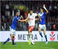 فيديو| يوفنتوس يعبر بريشيا إلى صدارة الدوري الإيطالي