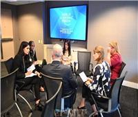 وزيرة السياحة تشارك في جلسة «المبادرات العالمية لتمكين المرأة» بنيويورك
