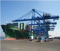 ميناء دمياط يستقبل 8 سفن للحاويات خلال الـ24 ساعة الماضية