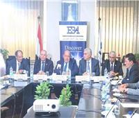 ننشر تفاصيل لقاء رئيس مصلحة الجمارك مع أعضاء جمعية رجال الأعمال المصريين