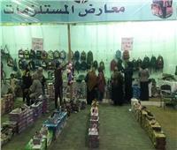 استمرار معرض بيع مستلزمات المدارس في سوهاج بسبب الإقبال الكبير