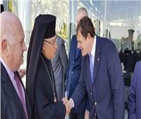 البطريرك يوسف العبسي يلتقي بالمطران إبراهيم سلامة في الأرجنتين