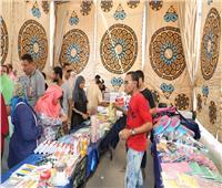 محافظ المنوفيةيفتتح معرض «تحيا مصر» لمستلزمات المدارس