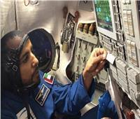«على طريقته الخاصة».. شعب الإمارات يحتفل بوصول هزاع المنصوري للفضاء