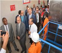 رئيس جامع أسيوط ومدير الأمن يفتتحان أول وحدة جهازPet-CT