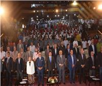 احتفالية «رياضيون في حب مصر» على مسرح وزارة الشباب والرياضة