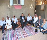 بالصور| مشايخ وعواقل بجنوب سيناء: نقف صفا واحدا مع القيادة السياسية