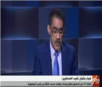 فيديو| ضياء رشوان: «ماحدش بيغير مصر من الخارج»