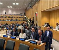 وزير الخارجية يُشارك في الحدث رفيع المستوى حول السودان بنيويورك