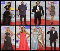 50 صورة لإطلالات النجوم بختام مهرجان الجونة السينمائي