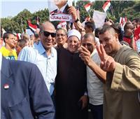 تايم لاين| محافظات مصر تنتفض تأييدًا للرئيس السيسي