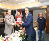 «سعفان» يشهد ختام أسبوع السلامة والصحة المهنية بجنوب سيناء