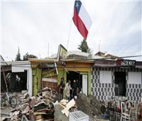 زلزال قوته 7.2 درجات يقع قبالة ساحل تشيلي