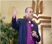 أندريه زكي يشارك في احتفالية رسامة شيوخ وشمامسة جدد بالكنيسة الإنجيلية العربية بنيوجيرسي