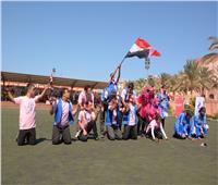 صور| انطلاق ألعاب ومسابقات الأولمبياد الخاص ببورسعيد والإسماعيلية