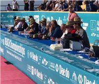 14 دولة تُشارك في بطولة العالم الشاطئية للتايكوندو بسهل حشيش
