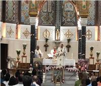 تعرف علىفعاليات اليوم السابع من تساعية «القديسة تريزا»
