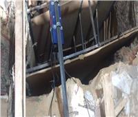 صور| مصرع مواطن أثناء التنقيب على الآثار بقرية الدير بالقليوبية
