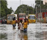 ارتفاع ضحايا الأمطار الغزيرة في شرق الهند إلى نحو 140 قتيلا