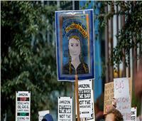 في السويد..مظاهرات المناخ بـ«الإجبار»