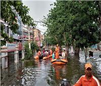 مقتل أكثر من 1600 شخص بالهند في أسوأ أمطار موسمية منذ 25 عامًا