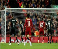 الشوط الثاني.. سالزبورج يقلب الطاولة على ليفربول ويتعادل 3-3