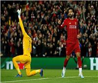 فيديو  محمد صلاح ينقذ ليفربول ويضع الهدف الرابع في سالزبورج