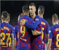 فيديو| سواريز ينهي طموح «انتر ميلان» أمام برشلونة بهدفين