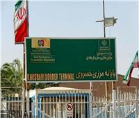 إيران تغلق معبرين حدودين مع العراق بسبب المظاهرات