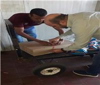 محافظة جنوب سيناء: إعدام ١٣٠ كيلو أغذية فاسدة