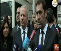فيديو| وزير الداخلية الفرنسي: نقف بجانب ضحايا ومصابي الشرطة