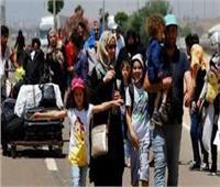 موسكو : عودة 1101 لاجئا سوريا إلى بلدهم من لبنان والأردن