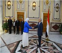 «ليلى شحاتة» رئيسًا لـ«الإدارة المركزية لمتابعة الجودة» بالإنتاج الحربي