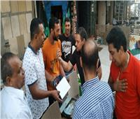 صور  تحرير محاضر لـ 19 مطعم وكافتيريا بدون ترخيص بالإسكندرية