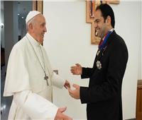 البابا فرنسيس: عبد السلام أثبت تفانيه خلال إعداد وثيقة الأخوة الإنسانية