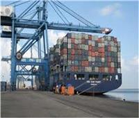 ميناء دمياط يستقبل 10 سفن حاويات وبضائع عامة خلال 24 ساعة