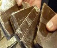 مباحث القاهرة تضبط ثلاثة عناصر إجرامية بحوزتهم 13 كيلو حشيش
