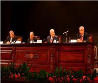 رئيس جامعة القاهرة: تغيير إستراتيجيتنا في التفكير وراء نصر أكتوبر| صور