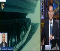 فيديو  إبراهيم حجازي: المصريون قدموا ملحمة لن ينساها التاريخ في «أكتوبر 73»