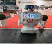 في منتدى «الطاقة بيلاروسيا».. «روبوت» يتحدث مع البشر بـ4 لغات