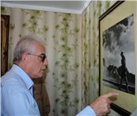 صور| محافظ جنوب سيناء يتفقد الاستعدادات النهائيه لملتقى سانت كاترين